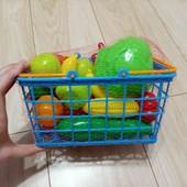 Корзина Урожай Овощи и фрукты