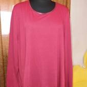 Блуза на шикарные формы.52 евро