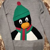 Теплый свитерок!!! Primark р.XS смотрите замеры