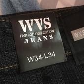 Новые мужские джинсы. Большой размер.