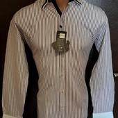 Турция! Шикарная рубашка, размер М (46/48 наш), есть замеры