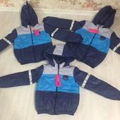 Розпродаж!!! Нові демісезоні курточки на підкладці В лоті одна
