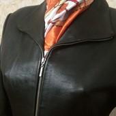 Успейте! Куртка натуральная кожаная ПОГ -46 см Нем секонд!