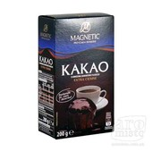 Какао Magnetic cacao extra ciemne 200г. Польща!