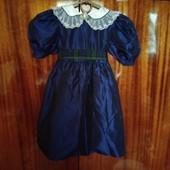 Пролет Нарядное платье в идеале на 4-5лет ❤️читаем описание❤️ Смотрим и другие лоты