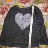 тёплая кофточка свитер 1+1=3