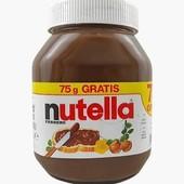 Шоколадно-ореховая Паста Nutella 825 г Германия. Огромная