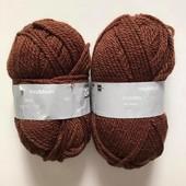 Нитки. Пряжа для вязания. 174 г