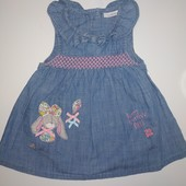 Новое платье на малышку 3М