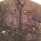 Отличная легкая куртка от 128 до 140 см роста