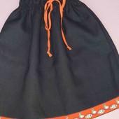 Юбка спідниця в українському стилі