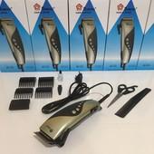 Машинка для стрижки волос с насадками Domotec MS 3303