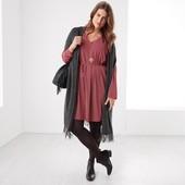 Такое нежное платье с геометрическими узорами, Tchibo (Германия), размеры наши: 50-54 (44/46 евро)