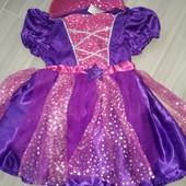 Карнавальные платье на девочку 1-2года замеры на фото