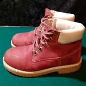 Полностью кожаные деми ботинки Canarini Gialli, разм. 27 (17,5 см внутри). Сост. хорошее!