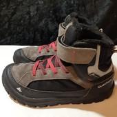 Термо ботинки Quechua c мембр. Waterproof, ориг. Румыния, разм. 32 (21 см ст.) Сост. отличное!