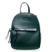 Фирменный кожаный рюкзак-сумка от Alex Rai