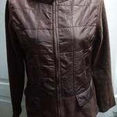 Флисовая толстовка- куртка, Пог49-50 +,