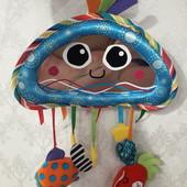 Фиименная игрушка lamaze.