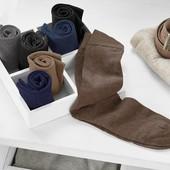 лот =3 пары ! Носки из высококачественного органического хлопка Tchibo германия размер 41-43