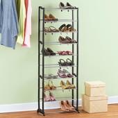Полка для обуви, органайзер, стеллаж Amazing Shoe Rack на 30 пар