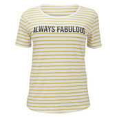 женская стильная футболка Rock Your Curves от Angelina Kirsch. Есть нюанс