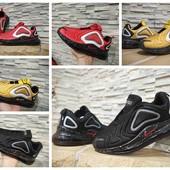 Демисезонные Кроссы Nike air 720, Три цвета!