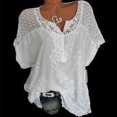 Женские блузки новые 2 цвета