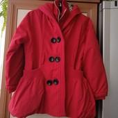 Демисезонная куртка р. 140