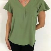 ☘ Лот 1 шт ☘ Блуза кольору хакі Our Heritage (Англія), рр. наш 50-52: xl євро