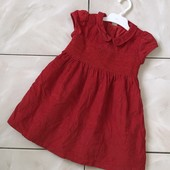 Стоп !❤пышное,яркое,для модниц!фирменное микровельветовое пышное платье,2 года❤ Много лотов!