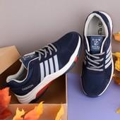 Крутые мужские кроссовки. Один цвет и размер на выбор!