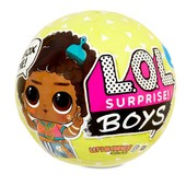 L. o. l. surprise Boys series 3 with 7 surprises Лол хлопчики. Оригінал Mga