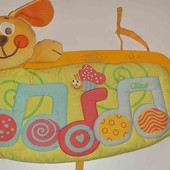 на кроватку игрушка пианино chicco