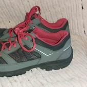 Фирминные кроссовки Decathlon Quechua размер 36 оригинал