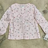 Блуза-рубашка Carter's 4t