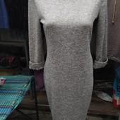 Акция - 50%. Супер платье из софта с жемчугом. Размер М