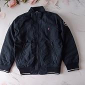 Шикарная демисезонная куртка от H&M, рр 128, 7/8 лет