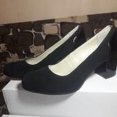 р.39 Мега классные туфли! модель Версаль, тм Soldi. Качество на высоте!