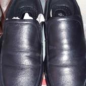 Мужские кожаные туфли. 41р