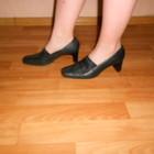 туфли 37 размер, Janet D., Германия, натуральная кожа, офисные, дешево