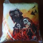"""Оригинальная Подушка звездные войны """"Star Wars, Disney"""" размер 35*35"""