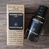 60мл премиум.Montale Intense Cafe-изисканный вкусный теплый гурманский,как чашка кофе по утрам!