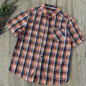 Рубашка для мальчика 10-11 лет. В отличном состоянии.