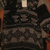 Очень красивая блуза туника