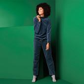 Теплые, комфортные велюровые штанишки от ТСМ Tchibo (Германия) размер евро 48/50 (укр 54\56)