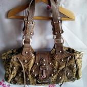 Бренд Gussaci - оригінал сумка Італія ( еліт. сток ) Не пропустіть класна !!!