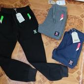 Спортивные брюки для мальчиков с начесом Sincere 146p.p.