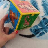 умный куб зоопарк