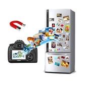 Набор фото -магнитов на любую тему! 9 штук